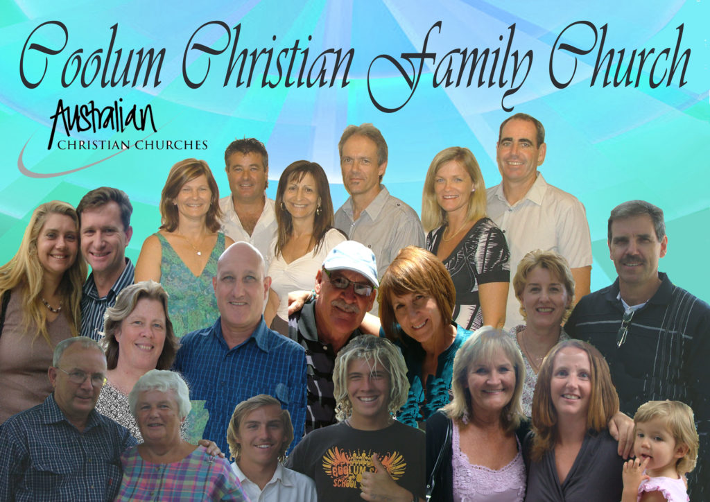 Senior Pastor at Coolum Christian Family Church